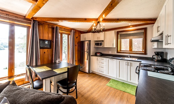 Free cottage for rent unit with cuisine style chalet - Cuisine style chalet ...